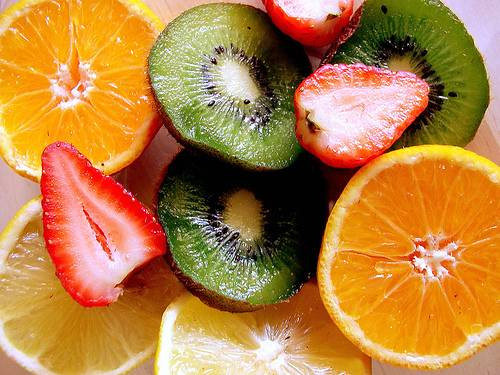 Fruits High in Vitamin C