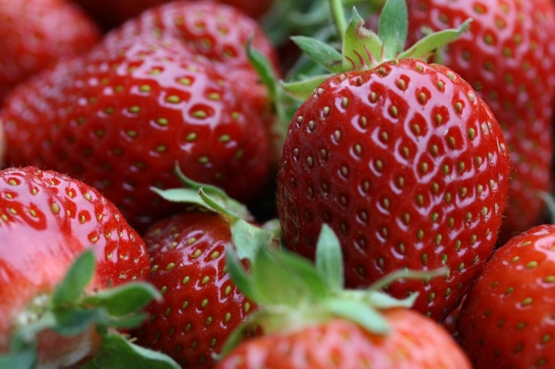 Strawberry Dirty Dozen